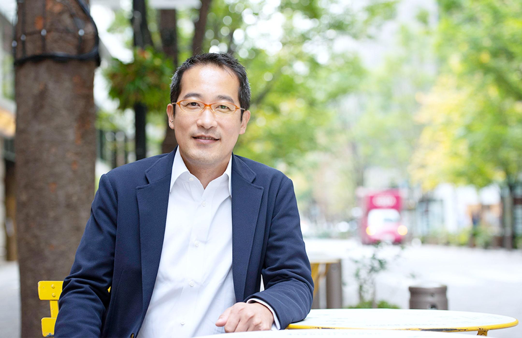 代表取締役社長 西口 孝広